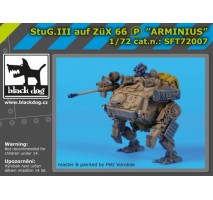 Black Dog - Stug III ARMINIUS 1:72