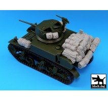 Black Dog - M3A1 Stuart 1:35