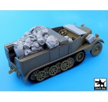 Black Dog - Sd. Kfz.11 1:35