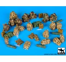 Black Dog - Set accesorii – echipament britanic modern 1:35