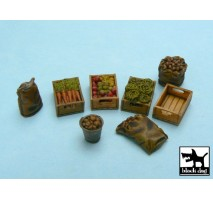 Black Dog - Set accesorii 1 – Mancare 1:48