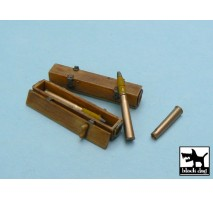 Black Dog - Tiger l ammo boxes 1:48