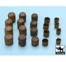 Black Dog - Drums accessories set 1:48