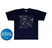 Blueprint Collection - Tricou Messerschitt Bf-109 E3