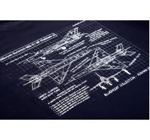 Blueprint Collection - Tricou Mig-21 MF