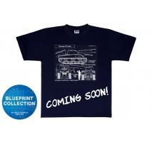 Blueprint Collection - Tricou Sherman Firefly VC