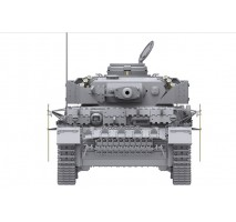 Border Model BT-001 - 1:35 Panzer IV Ausf.G Mid/Late 2in1