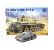 Border Model BT-004 - 1:35 Panzer IV Ausf. F2/G