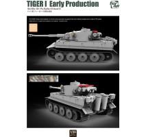 Border Model BT-010 - 1:35 Tiger I Early Production Sd.Kfz.181 Pz.Kpfw.VI Ausf.E