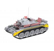 Border Model BT-012 - 1:35 British cruiser tank, Crusader MKIII