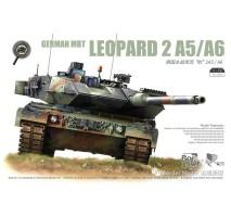Border Model TK7201 - 1:72 Leopard 2 A6