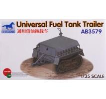 Bronco AB3579 - 1:35 Universal Fuel Tank Trailer