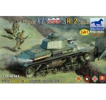 Bronco CB35105 - 1:35 Romanian R-2 Light Tank