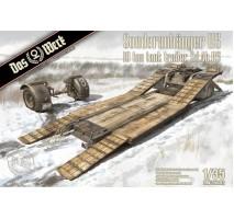 Das Werk 35002 - 1:35 10t Tank Trailer Sd.Ah.115