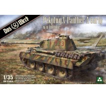 Das Werk 35009 - 1:35 Pzkpfw V Panther Ausf. A Early