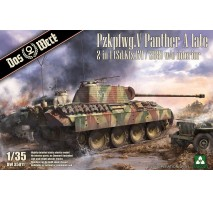 Das Werk 35011 - 1:35 Pzkpfw V Panther Ausf.A Late