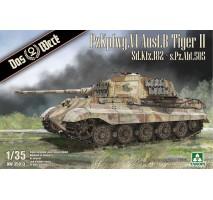 Das Werk 35013 - 1:35 Sd.Kfz.182 King Tiger - s.Pz.Abt.505 with Zimmerit