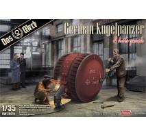 Das Werk 35015 - 1:35 German Kugelpanzer - 2 kits pack