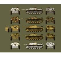Das Werk 35021 - 1:35 StuG III Ausf.G , StuH 42 2in1 with Zimmerit