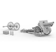 Das Werk 35022 - 1:35 French Schneider 155mm C17S howitzer