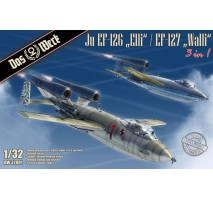 "Das Werk 32001 - 1:32 Ju EF-126 ""Elli"" / EF-127 ""Walli"" 3in1"