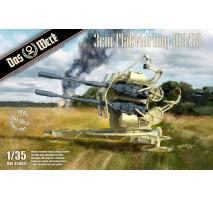 Das Werk 35004 - 1:35 3cm Flakvierling 103/38