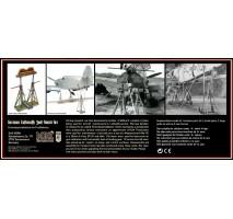 Das Werk - 1:48 Luftwaffe Jack Stand Set