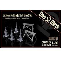 Das Werk - 1:48 Luftwaffe Jack Stand Set (double pack)