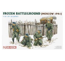 "Dragon - Set figurine soldati germani ""Frozen Battlegorund"" 1:35"
