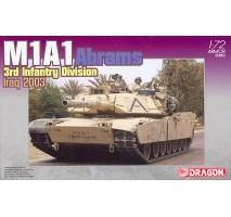 Dragon - Macheta tanc M1A1 Abrams Irak 2003 1:72