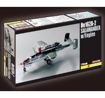 Dragon 5576 - 1:48 He162A.2 Salamander With Engine