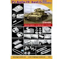Dragon 7278 - 1:72 Pz.Kpfw. IV Ausf. G Early
