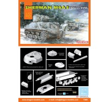 Dragon 7569 - 1:72 Sherman M4A3 105mm VVSS