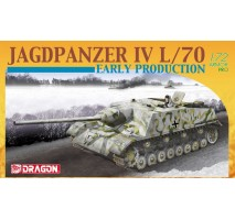 Dragon 7307 - 1:72 Jagdpanzer IV L70 Early production