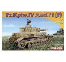Dragon 7321 - 1:72 Pz.Kpfw. IV Ausf. F1