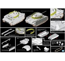 Dragon 7323 - 1:72 Panzer III Ausf M With Schurzen