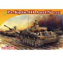 Dragon 7386 - 1:72 Panzer III Ausf N DAK