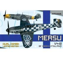 Eduard 11114 - Mersu / Bf 109G in Finland Dual Combo 1:48