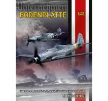 Eduard 11125 - Bodenplatte  1/48