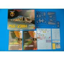 Eduard 11132 - 1:48 MiG-23BN Limited Edition