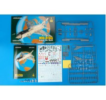Eduard 11135 - 1:48 MiG-21bis (limited edition)