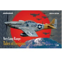 Eduard 11142 - 1:48 VERY LONG RANGE: Tales of Iwojima (limited edition)