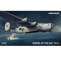 Eduard 2121 - Riders in the Sky 1944 (limited edition) 1:72