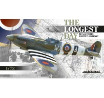 Eduard 2125 - 1:72 The Longest Day DUAL COMBO  (limited edition)