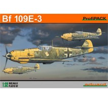 Eduard 3002 - 1:32 Messerschmitt Bf 109 E3 Profipack