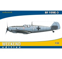 Eduard 3402 - 1:32 Messerschmitt Bf 109 E3 Weekend Edition
