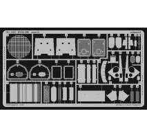 Eduard 35522 - BTR-80 1:35 photo etch set (Zvezda)