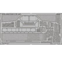 Eduard 36356 - Pz Kpfw IV Ausf H 1:35 detail set (Zvezda)