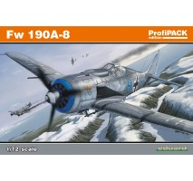 Eduard 70111 - 1:72 Fw 190A-8 Profipack