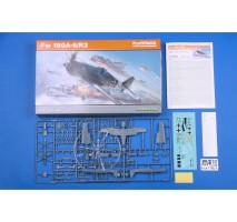 Eduard 70112 - 1:72 Fw 190A-8/R2 Profipack
